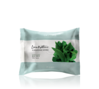 LOVE NATURE Cleansing Wipes Tea Tree